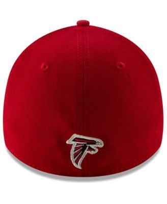 sale retailer 5bc2f b35fc New Era Atlanta Falcons Logo Elements Collection 39THIRTY Cap - Red M L