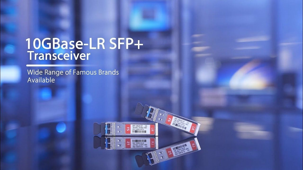 10gbase Lr Sfp Transceiver Module Fs Com Data Transmission Switches How To Apply