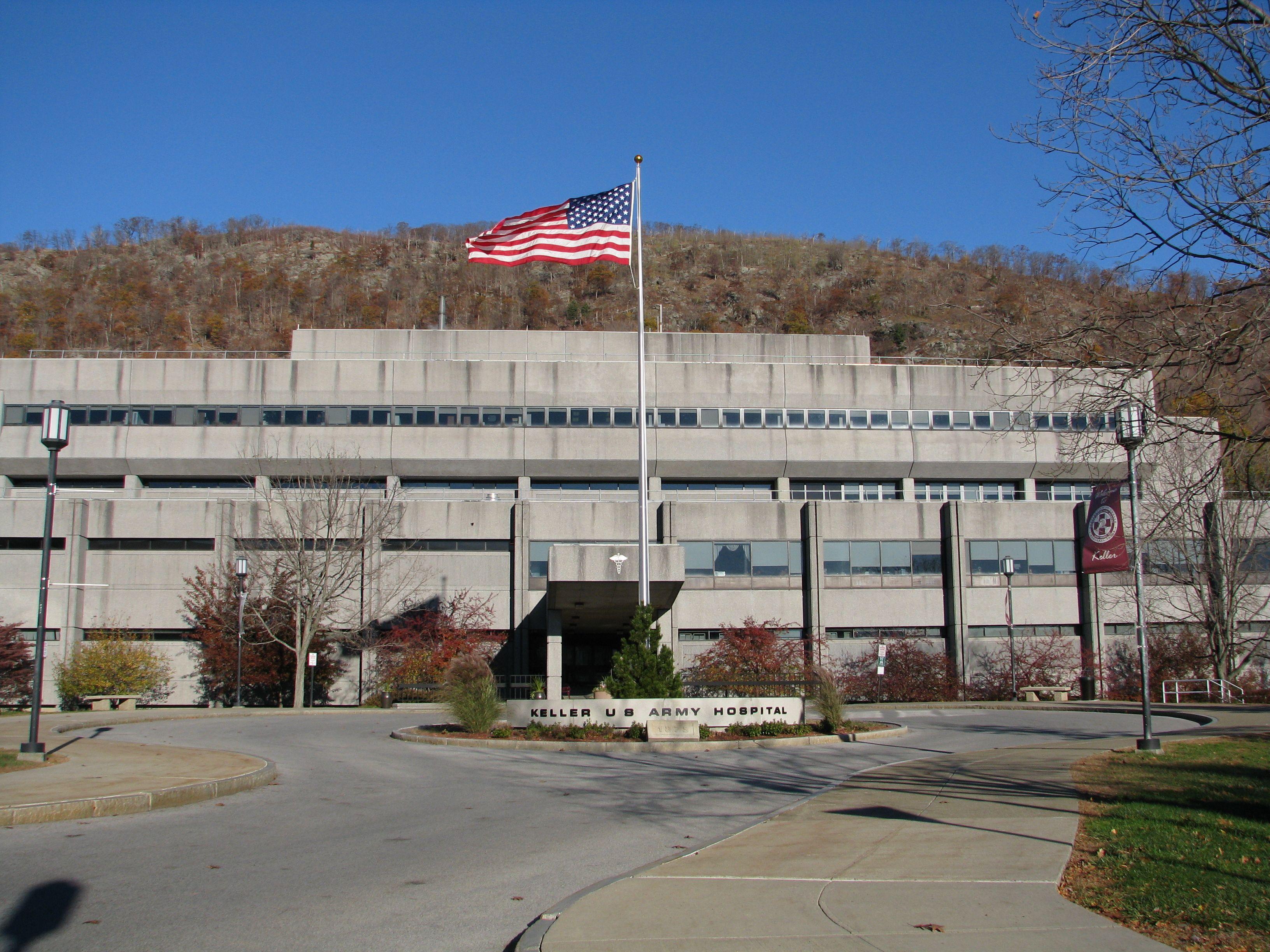 Keller army community hospital west point ny around