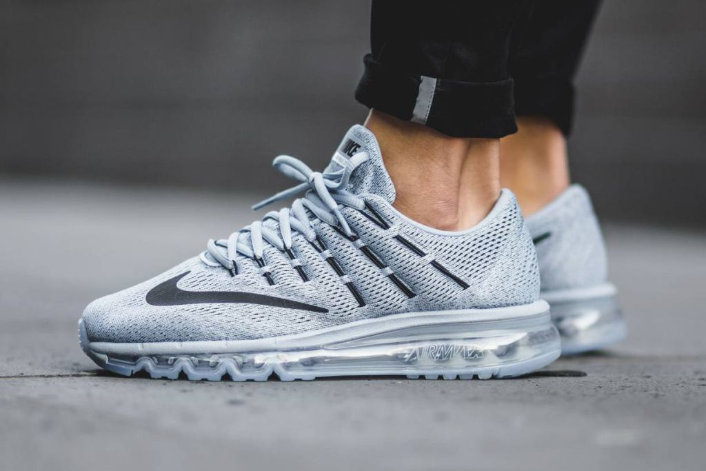 Nike Air Max 2016 Ocean Fog || Follow FILET. for more street