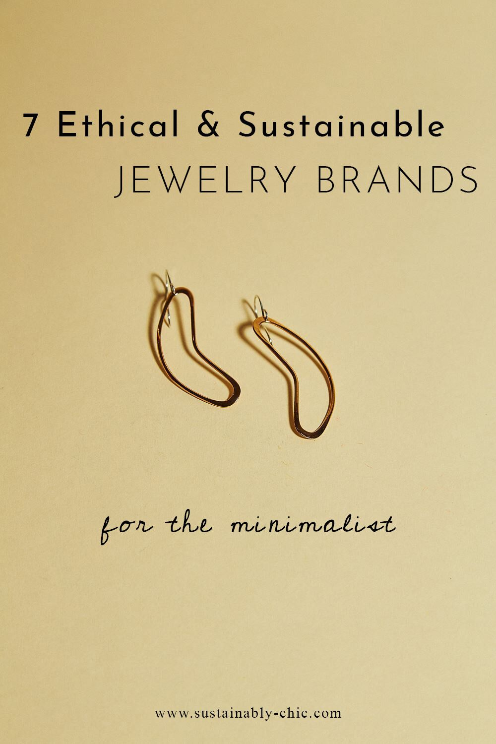 7 Ethical & Sustainable Jewelry Brands for the Minimalist
