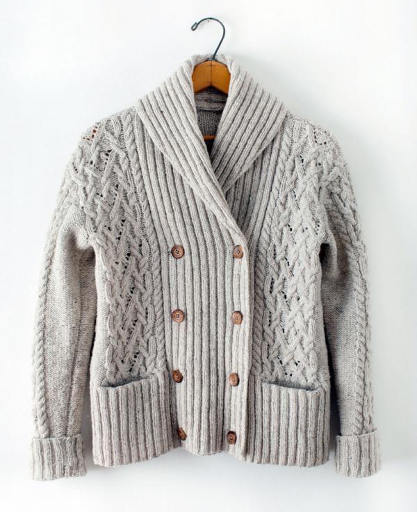 Brooklyn Tweed - Exeter Cardigan