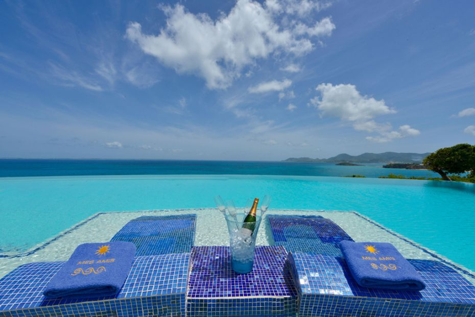 The 10 Coolest Hotel Infinity Pools in