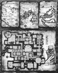 Sunless Citadel Map : sunless, citadel, Image, Result, Sunless, Citadel, Fantasy