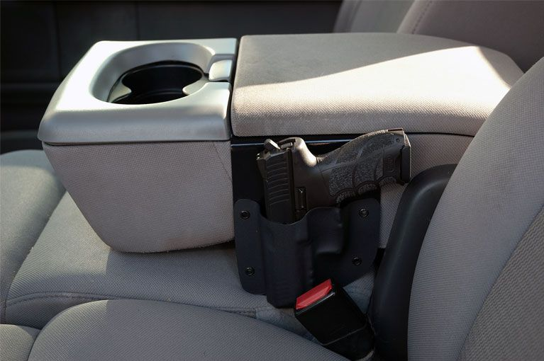 This Simple But Effective Console Holster Allows You To