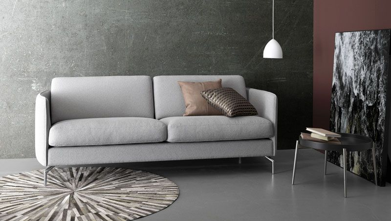 Osaka Sofa From Boconcept Boconcept Danish Furniture Elegant Sofa