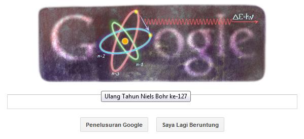 Niels Bohr adalah seorang tokoh yang sangat familiar bagi