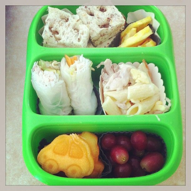 daycare lunch for 1 year old # bynspired # goodbyn