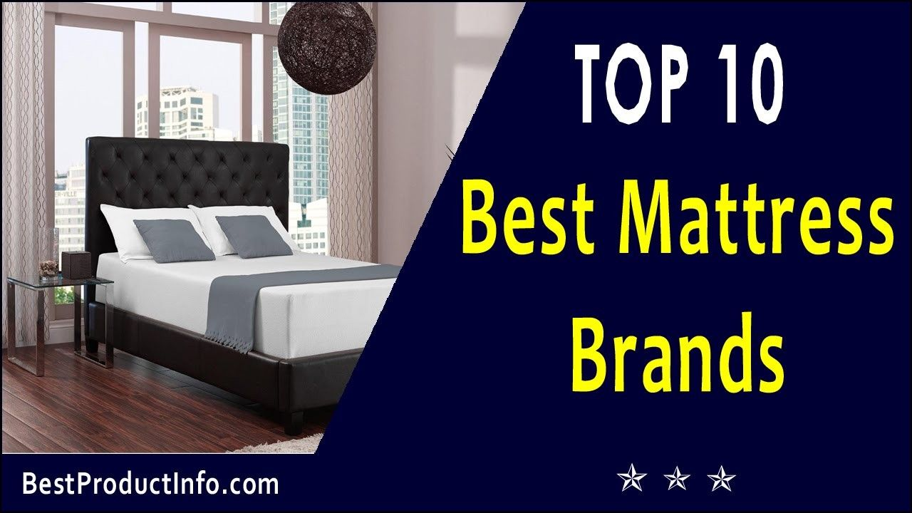 Highest Rated Mattress Brand