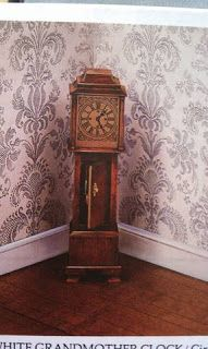 Creating a half scale working Grandfather Clock form HOM Grandmother Clock kit