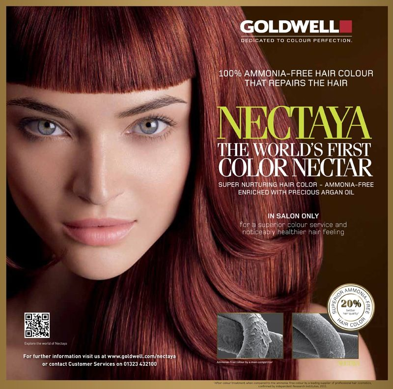 Nectaya By Goldwell 100 Ammonia Free Hair Color Www Dicarlosalon Com 414 765 1985 Ammonia Free Hair Color Goldwell Free Hair