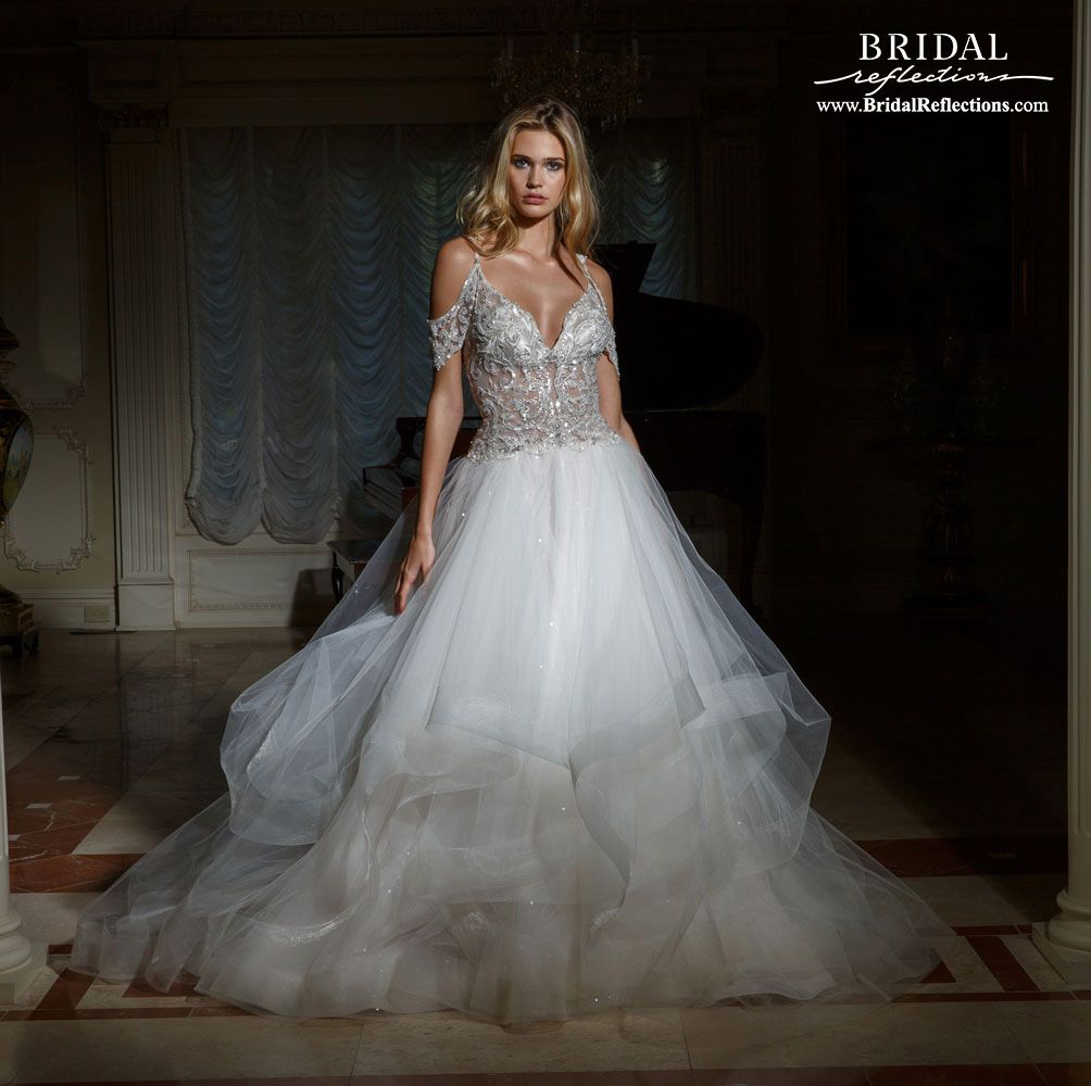 The luxurious Eve of Milady Wedding Dress & Bridal Gown Collection ...