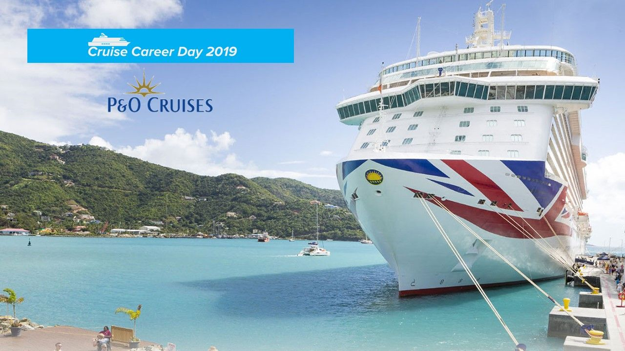 Meet The Recruiter Of Carnival Uk Personally At Our 1st Cruise Career Day To Discuss Career Opportunties Aboard P O Cruise P O Cruises Cruise Deals Cruise Ship