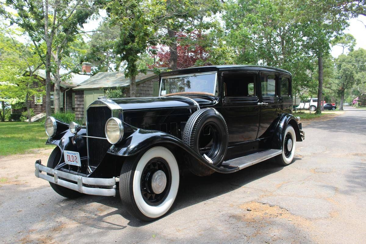 1930 Pierce Arrow Model B For Sale 1918618 Hemmings Motor News