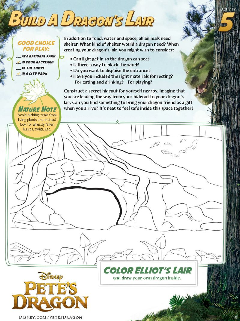 Free coloring pages national parks - Coloring Pages