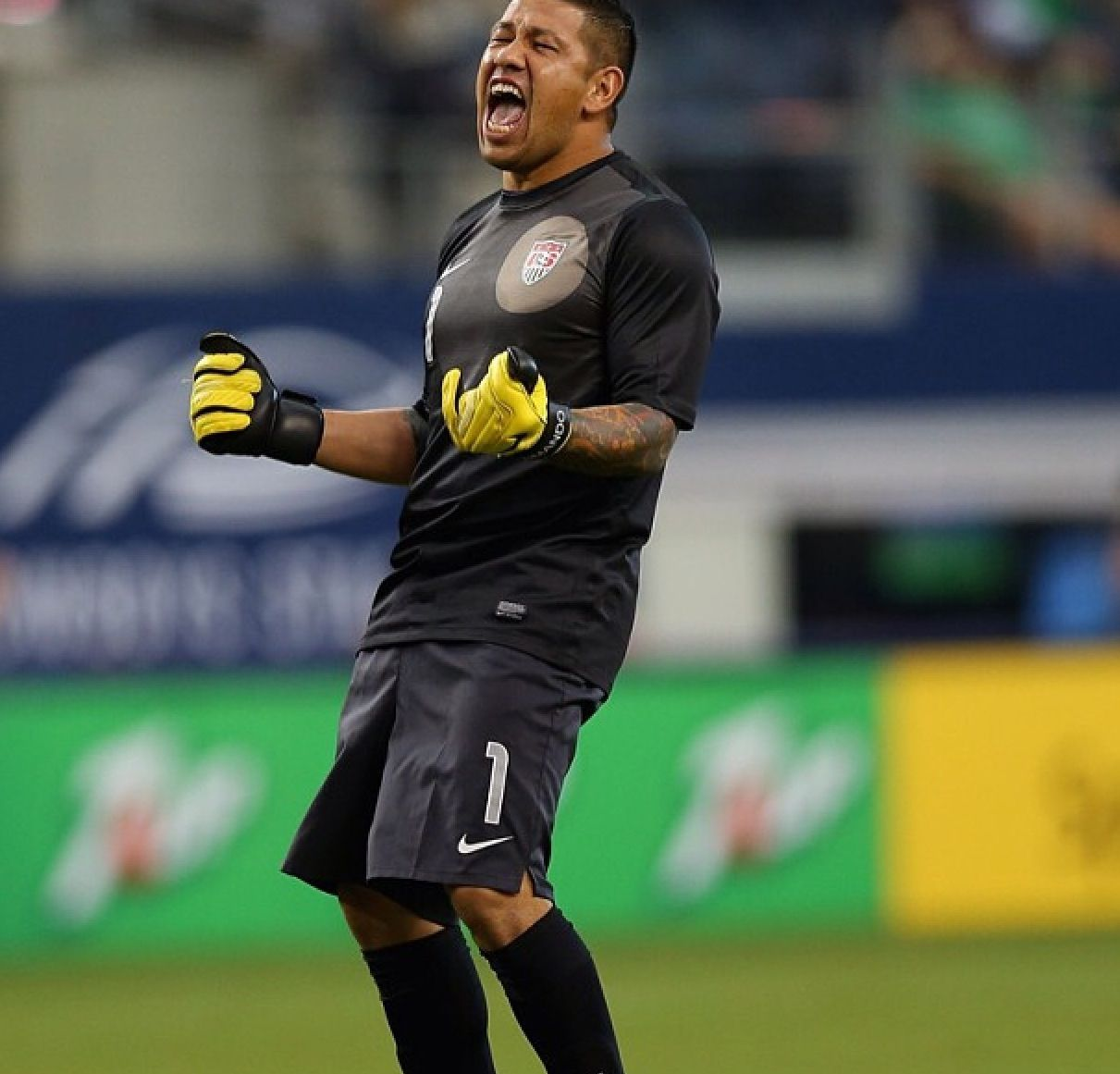 Nick Rimando He S My Height And He Made It Us National Goalkeeper Soccer Usmnt