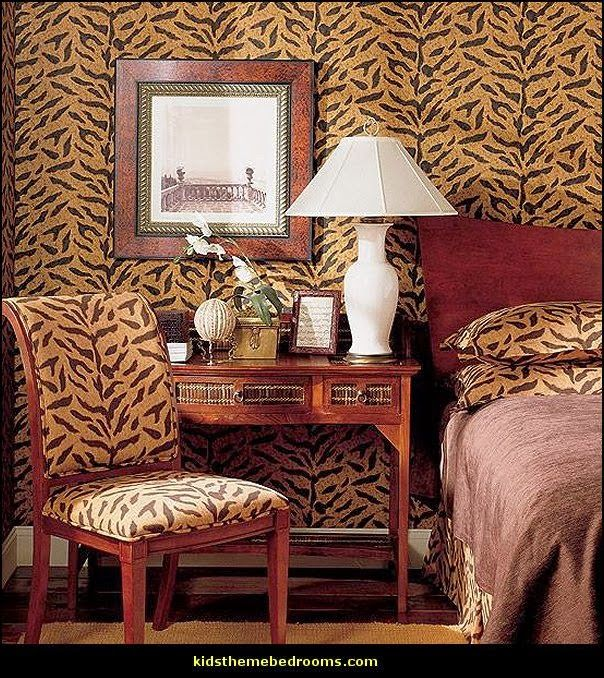 Jungle Theme Bedroom For Adults