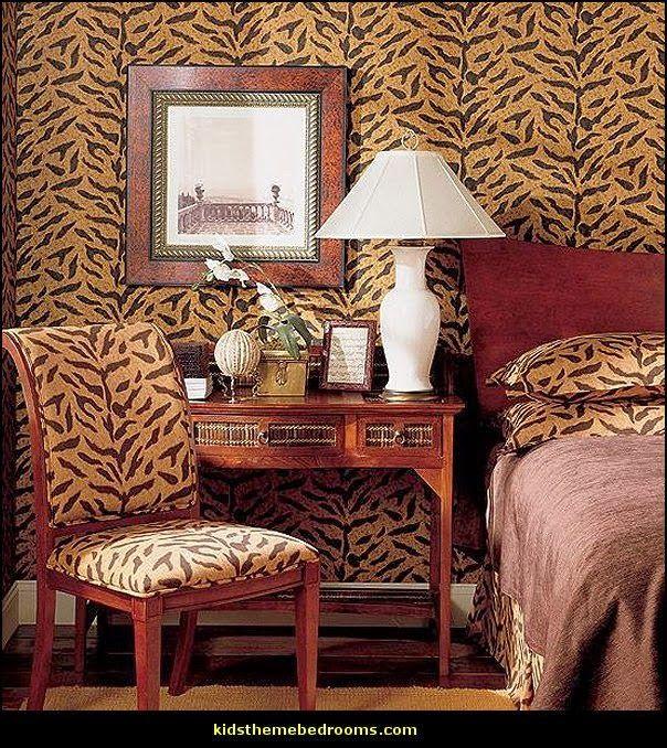 Best Jungle Theme Bedroom For Adults Jungle Rainforest Theme 400 x 300