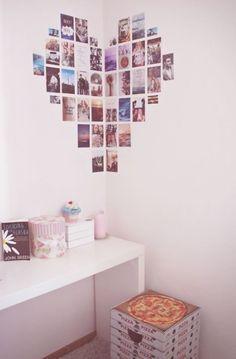 10 diy foto ideen so k nnt ihr eure bilder kreativ in szene setzen basteln pinterest. Black Bedroom Furniture Sets. Home Design Ideas