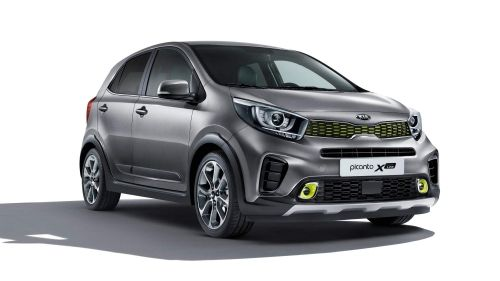 Kia Picanto X Line To Display Crossover Attitude In Frankfurt
