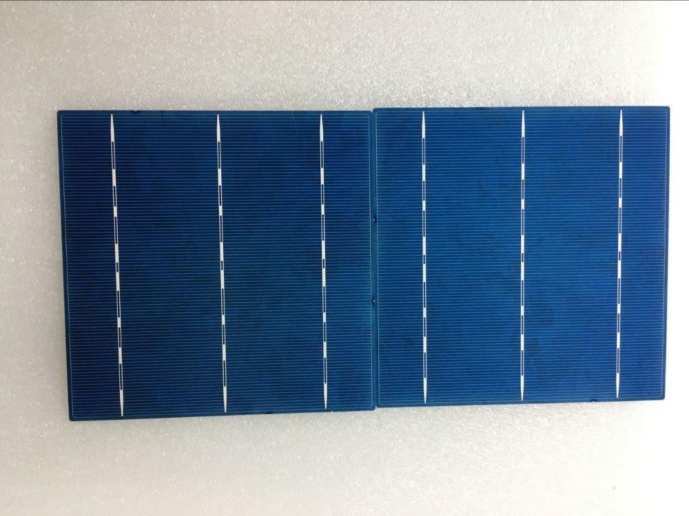 High Efficiency 40pcs 4 38w Solar Cell6 6 For Solar Panel Supply Direct From Manufacturer From Taiwan With Images Solar Panels Efficiency Solar