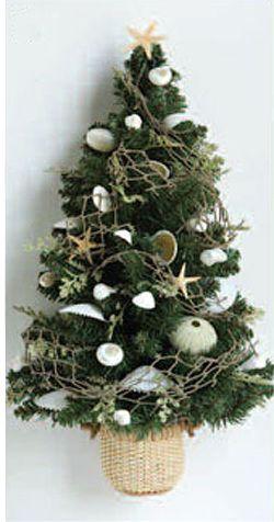 Wreaths Nautical Christmas Christmas Decorations Christmas Tree Themes
