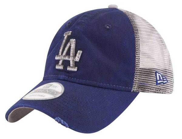 8d555055c New Era LA Dodgers Baseball Cap Hat MLB Team Rustic 9Twenty 920 ...