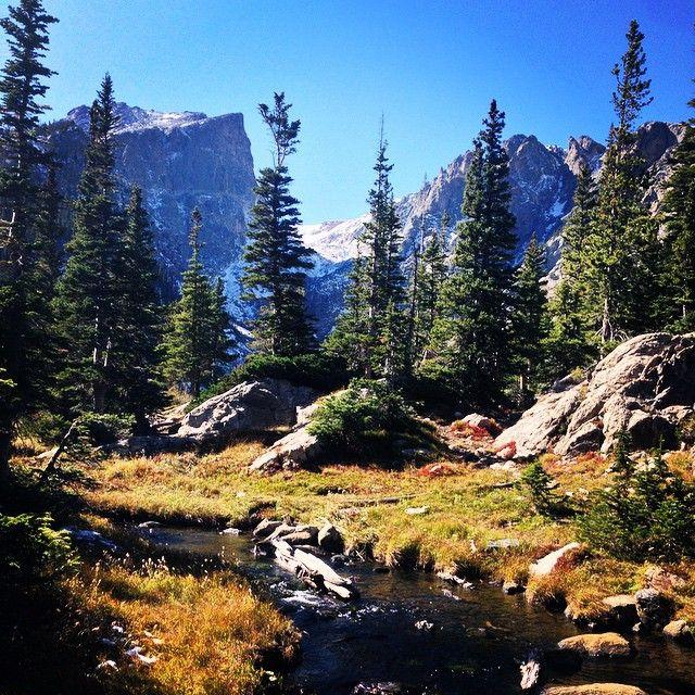 Colorado is crazy beautiful #americanisland