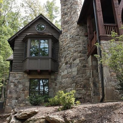 Stone And Hardie Board Design Ideas, Pictures, Remodel, and Decor ...