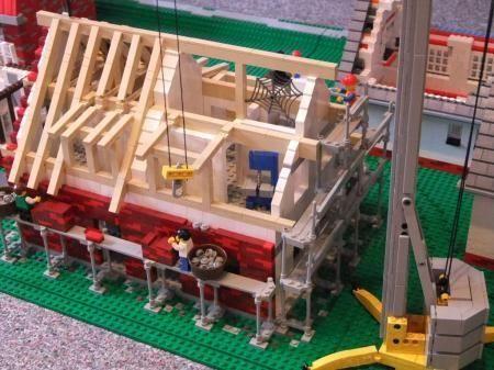 die seite ber lego richtfest auf langeoog rebrick from lego fan to lego. Black Bedroom Furniture Sets. Home Design Ideas