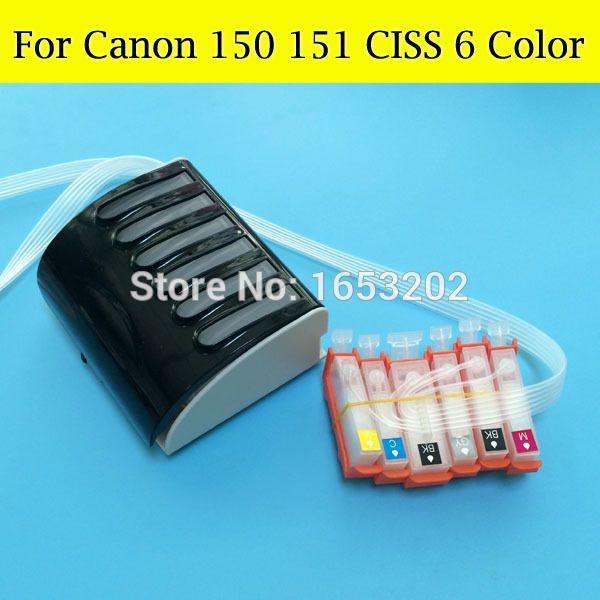 Best Ciss System For Canon Pgi150 Cli151 Pgi150xl Cli150xl 150 151 Office Electronics Pinterest Stuff To Buy Electronics And 18th