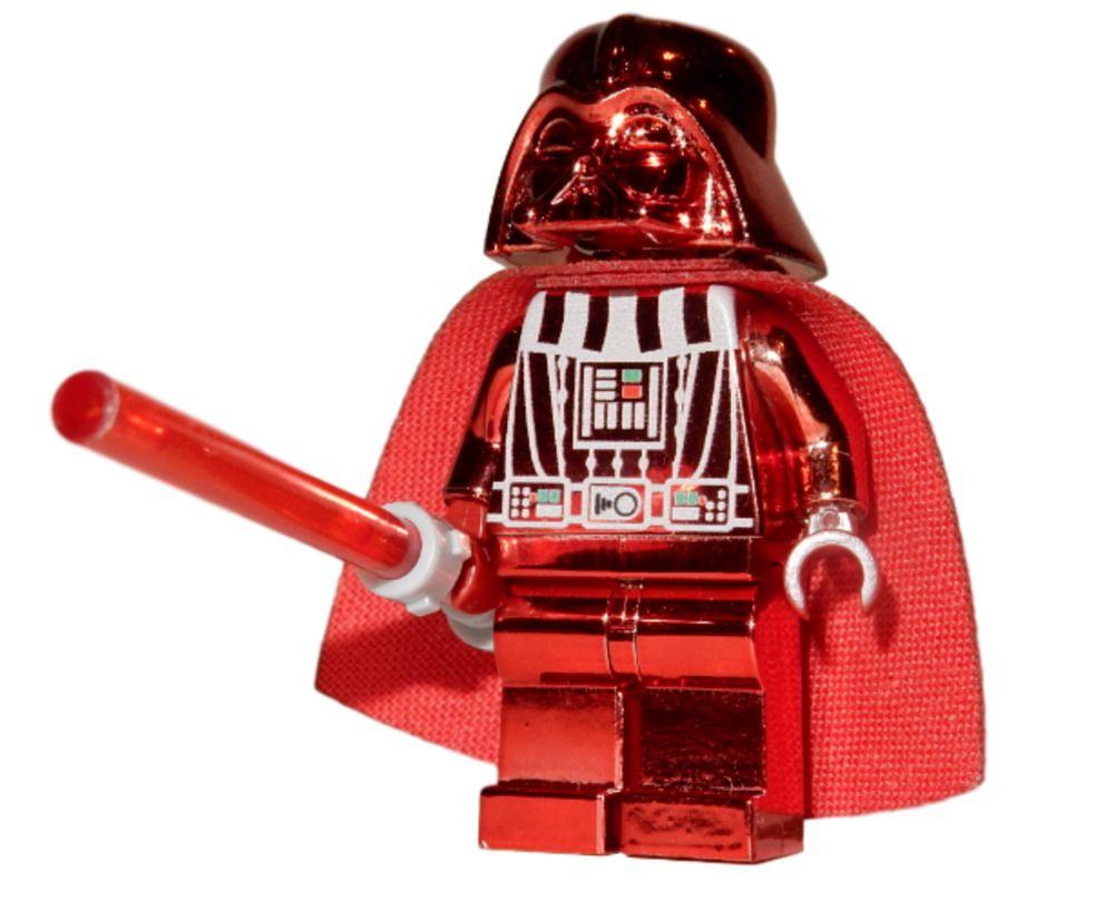 Star wars Darth Vader with lightsaber Custom Minifigure mini Figure Toy