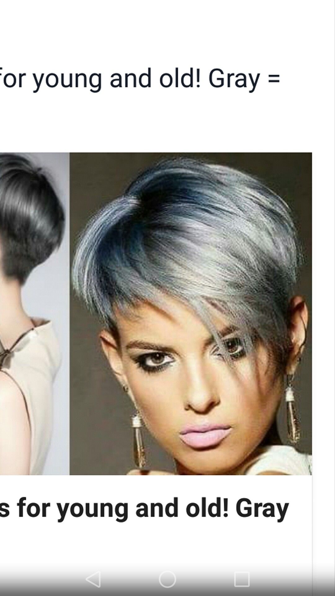 Pin by irene mueller on bobs pinterest hair coloring and bobs