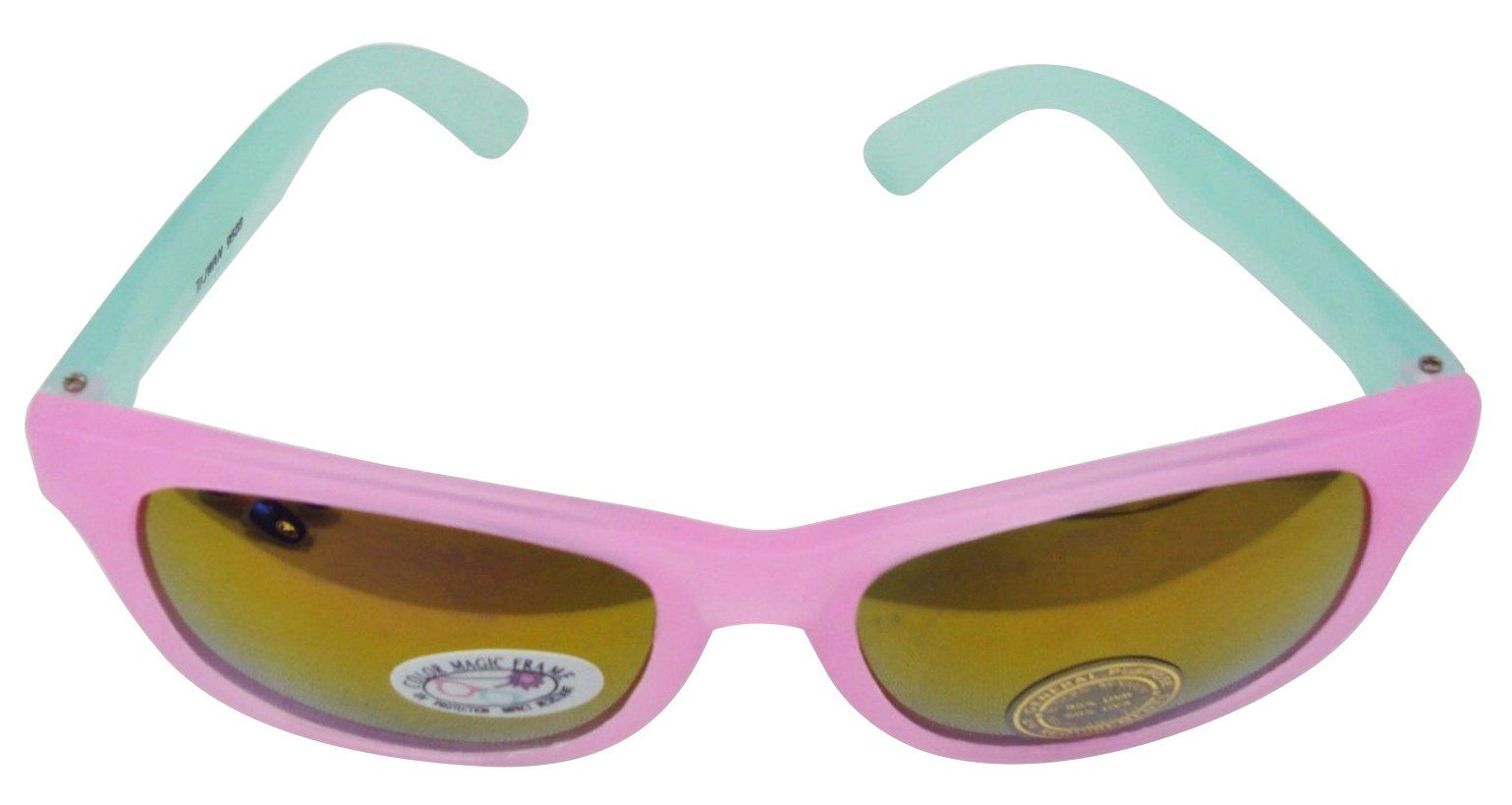 Check out the product reviews around Magic Color Sunglasses - Frame ...