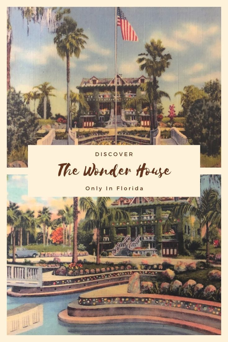 The Wonder House Bartow Florida Travel usa, Florida