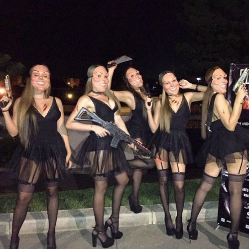 Photo of 90+ Best DIY Group Halloween Costumes for your girl squad