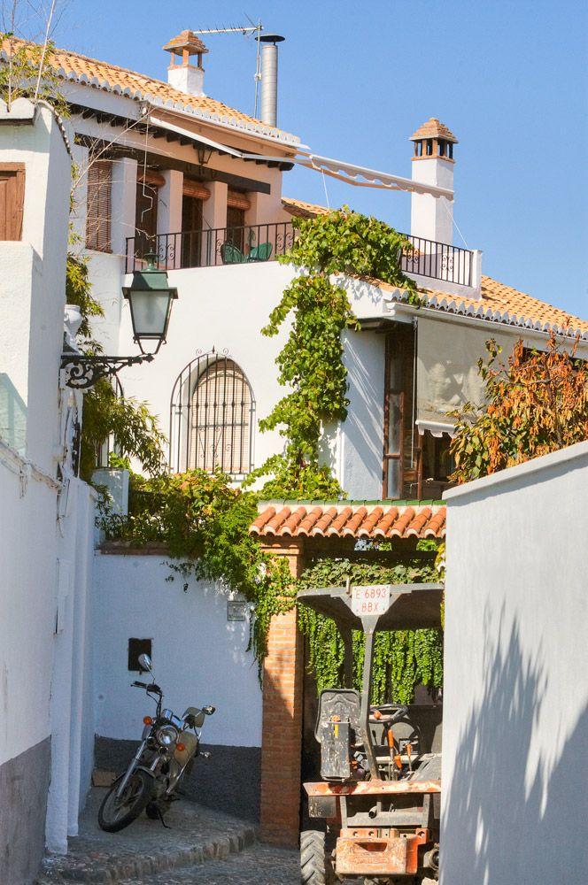 Albaicin and El Baneulo Granada | Trip to Spain | Spain
