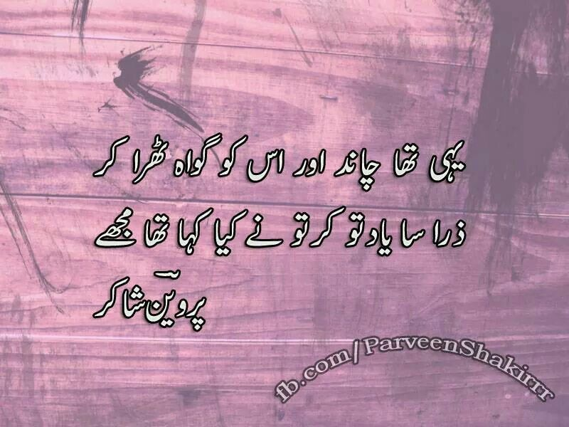 parveen shakir | poetry | Pinterest | Urdu poetry, Punjabi poetry ...