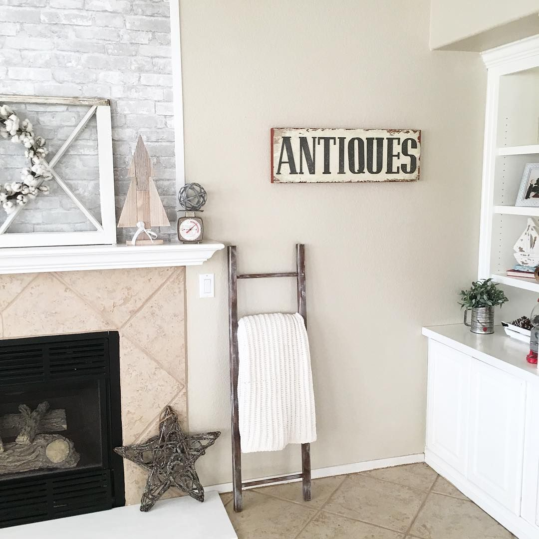 brick nuwallpaper used as a fireplace accent photos from
