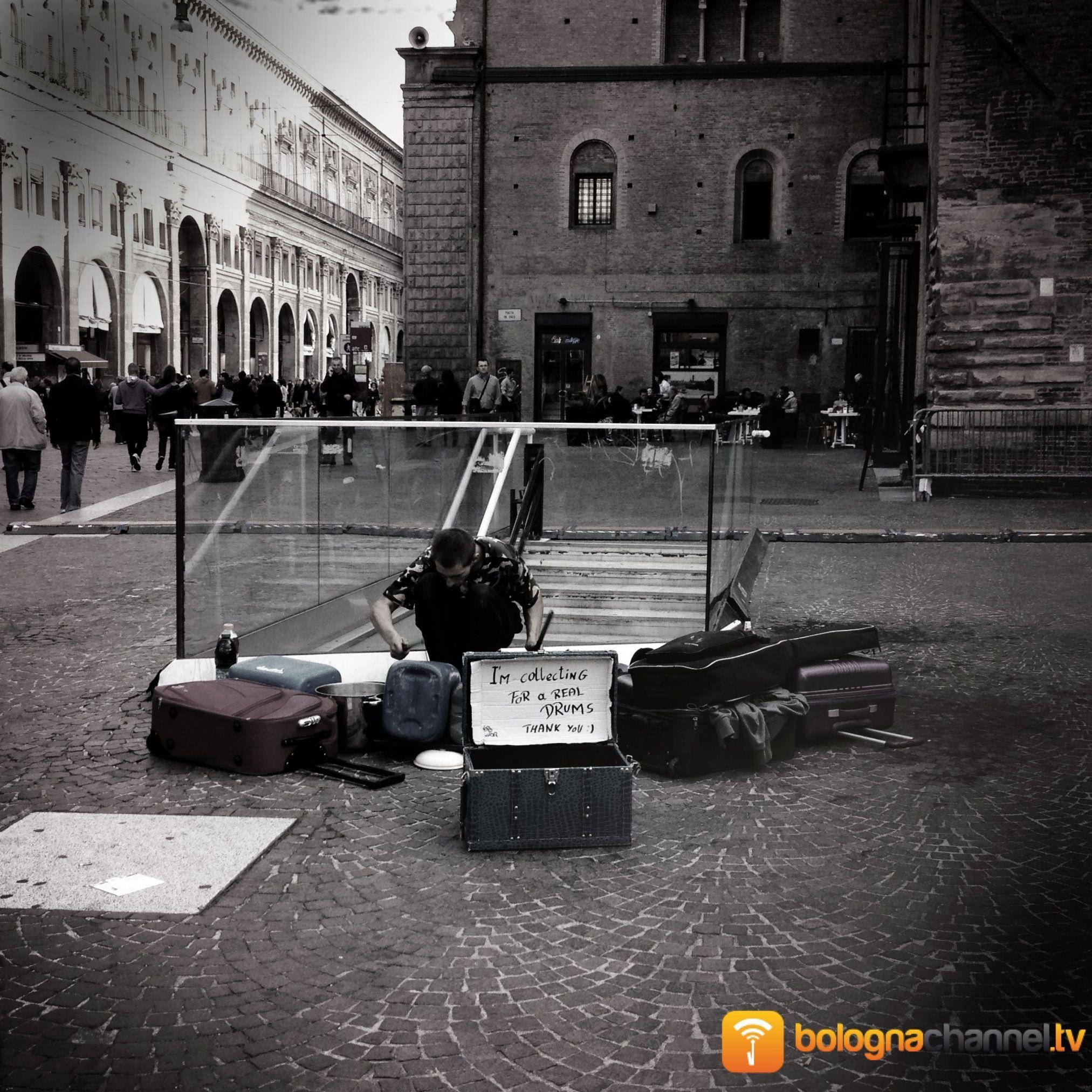 #Bologna oggi pomeriggio by #bolognachannel.tv
