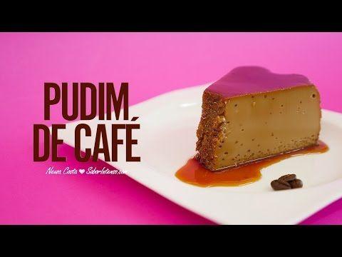Pudim de Café | SaborIntenso.com