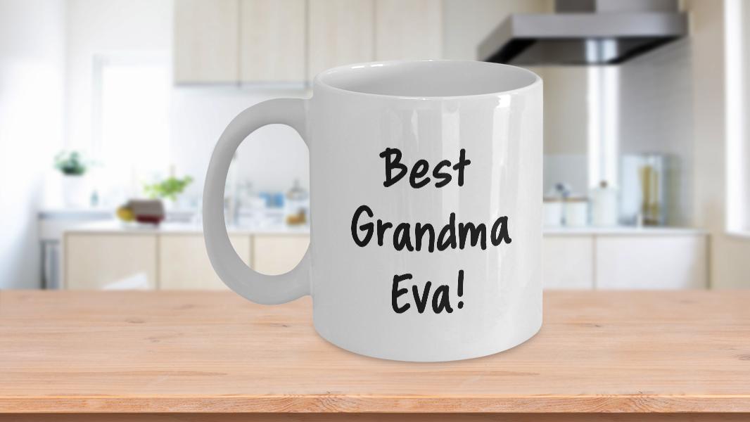 Printed Ceramic Coffee Tea Cup Gift 11 ounce World/'s Greatest Grandma