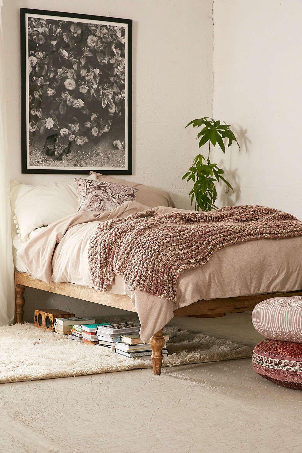 Platform Bed Bedroom Sets: Platform Bed, Bedroom