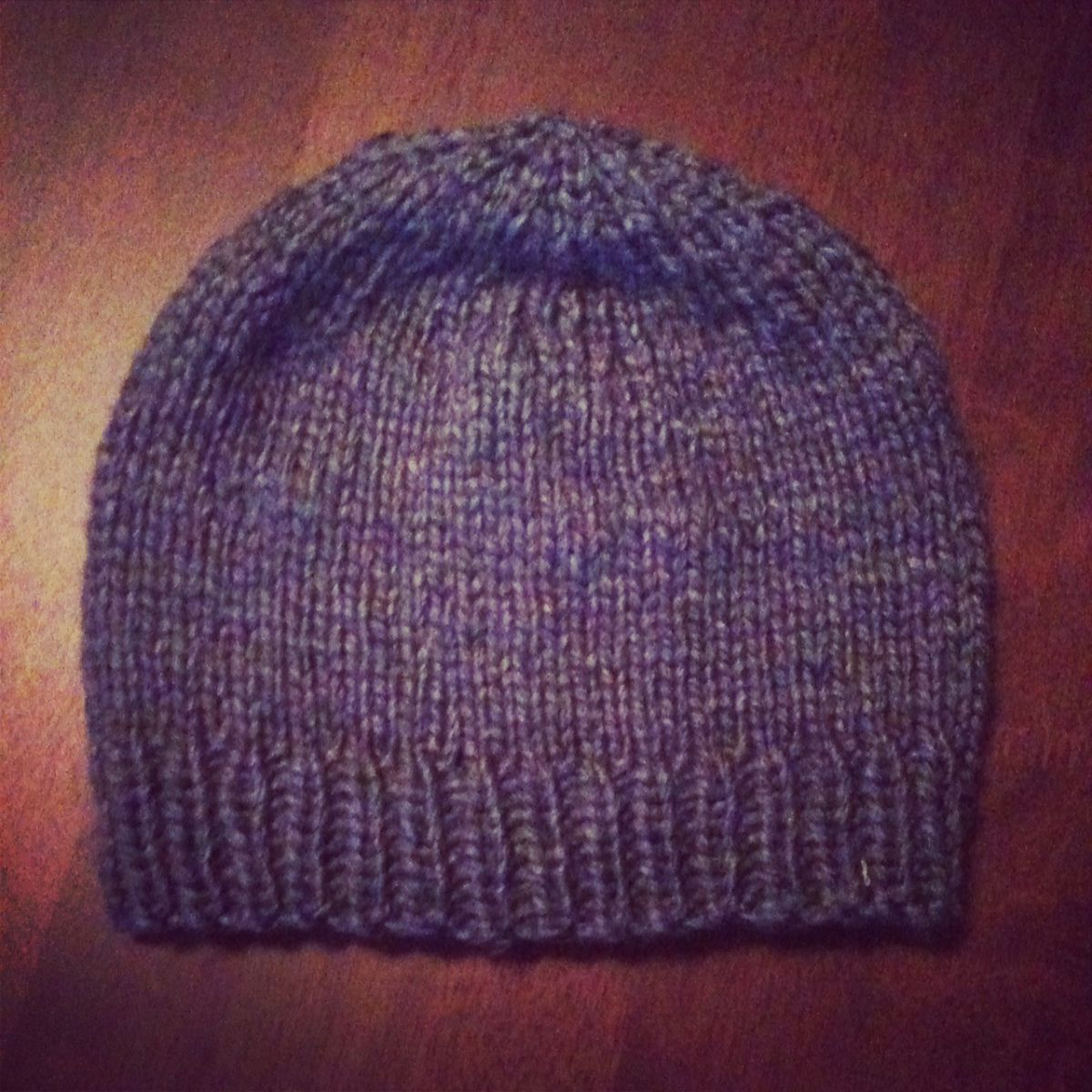 Quick Knit: Basic Toque | Knitting, Quick knits, Knitting ...