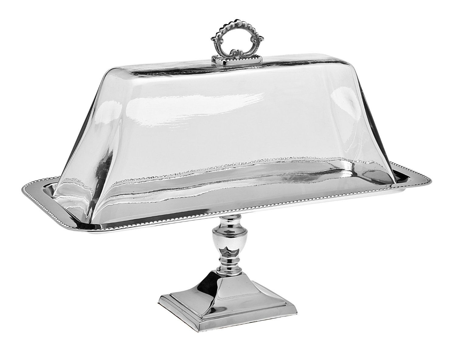 Rectangular Cake Plate With Cover & Cake Plate With Lid ...