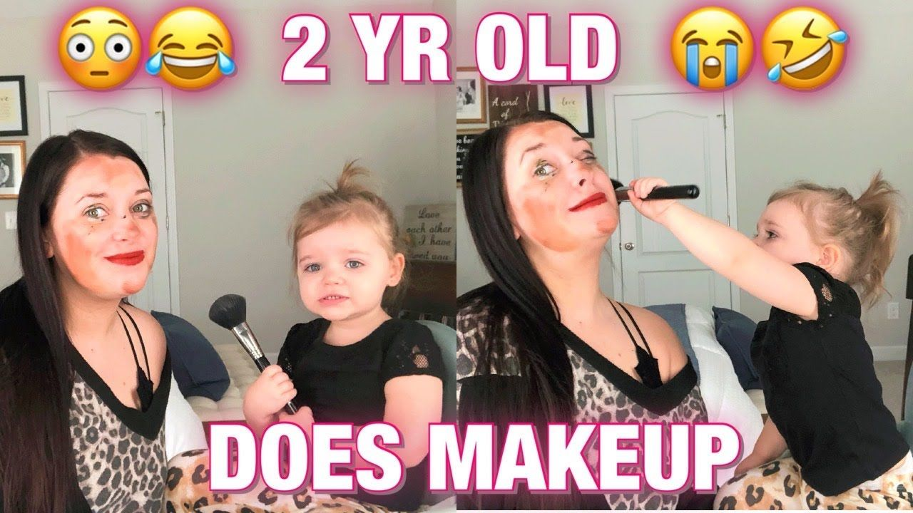 2 Year Old Daughter Does My Makeup Mothers Day Special Youtube Mothers Day Special Happy Mothers Day 2 Year Olds