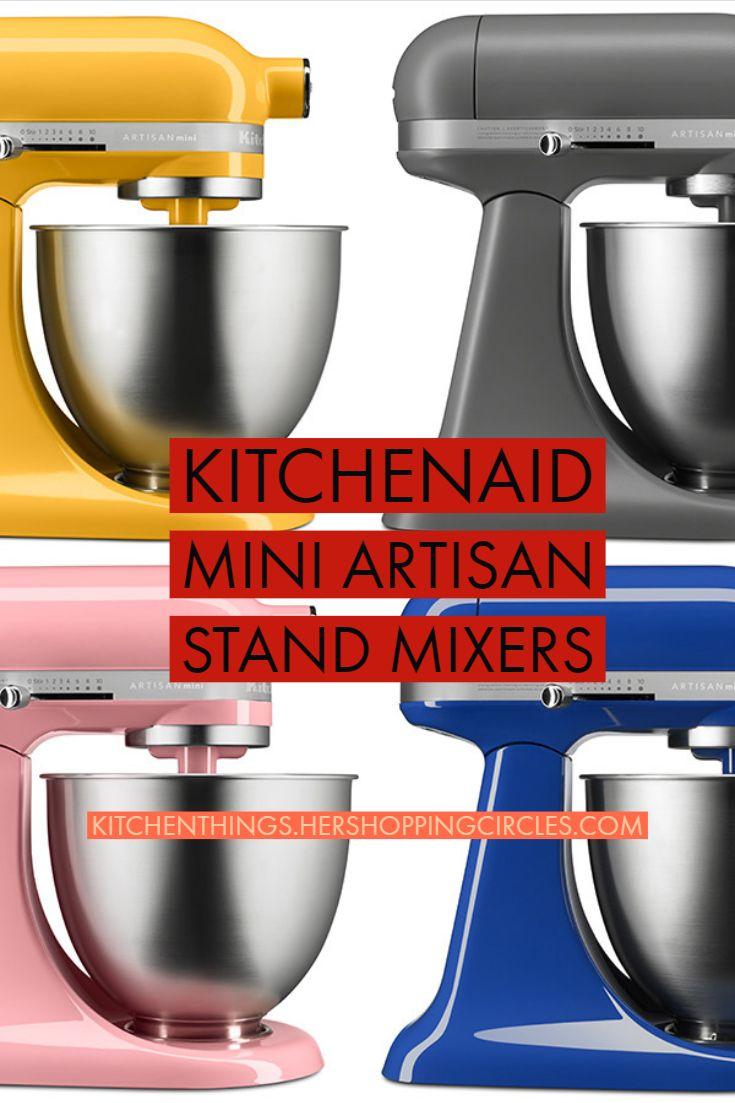 Kitchenaid artisan mini 35 quart stand mixer kitchenaid