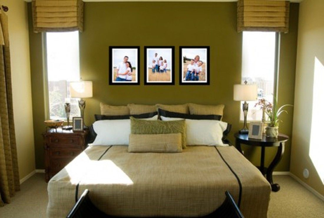 Proper Bedroom Layout Design Ideas for Square Rooms | Small ...
