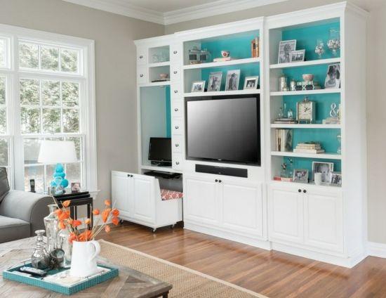 ... Wie Können Sie Eine Kompakte Arbeitsecke In Ihrem Wohnbereich  Integrieren   Kleines Heimbüro Einrichten Nische Schreibtisch Wohnzimmer  Nische