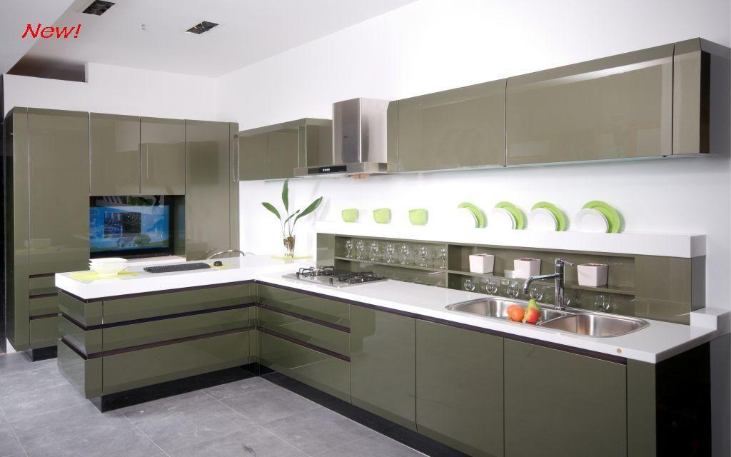 Awesome Modern & Minimalist Kitchen Cabinet Design  Stylendesigns Stunning Contemporary Style Kitchen Cabinets 2018
